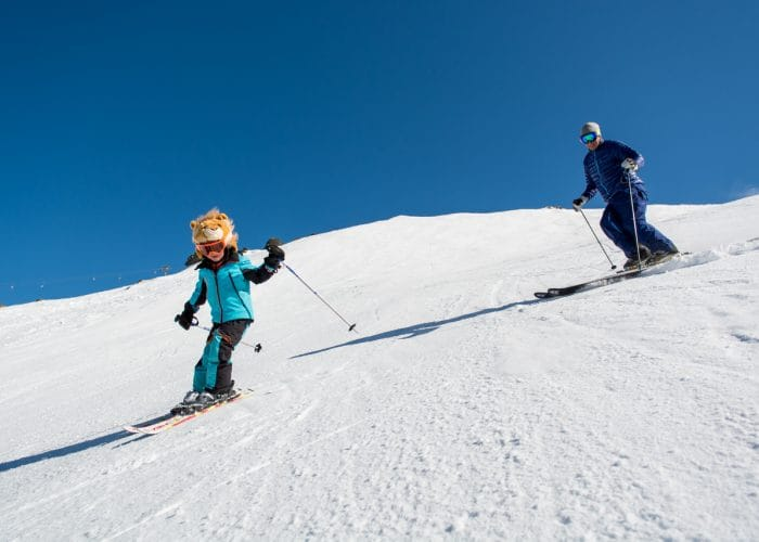 September is great for spring skiing, Boali Lodge