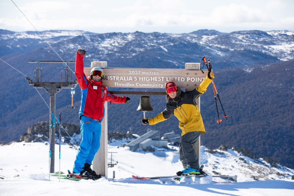Karels t bar Thredbo community bell