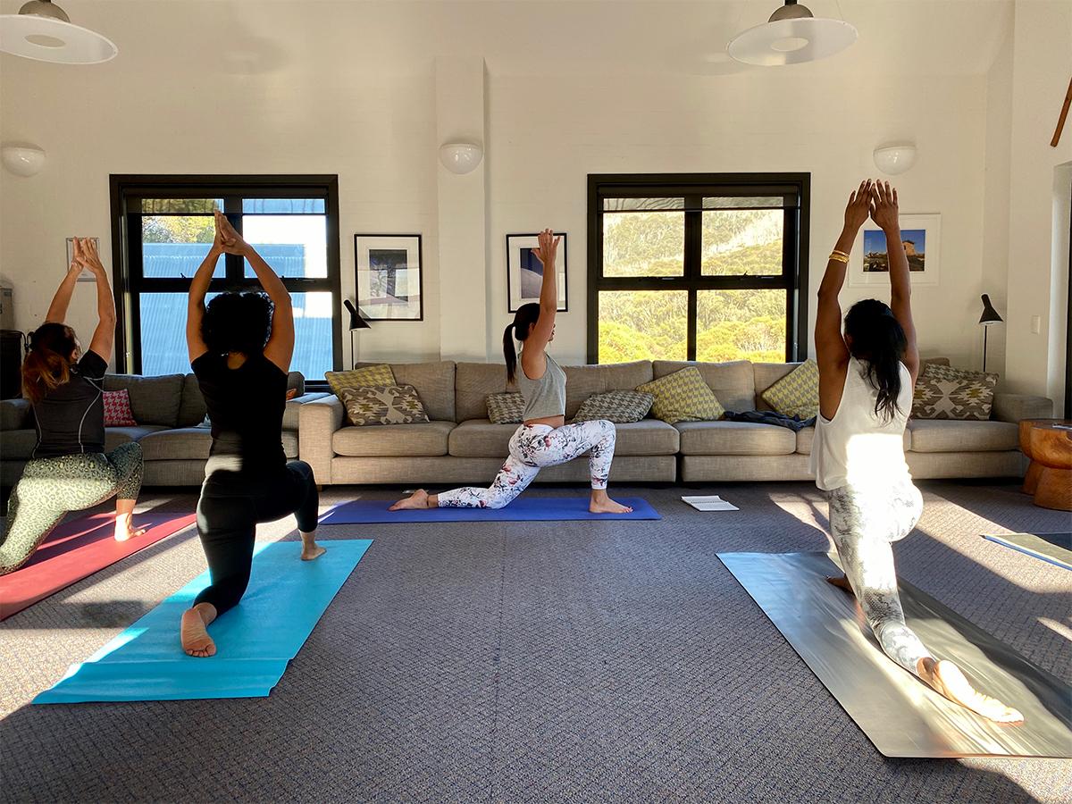 Spring Yoga and Wellness Weekend, Boali Lodge