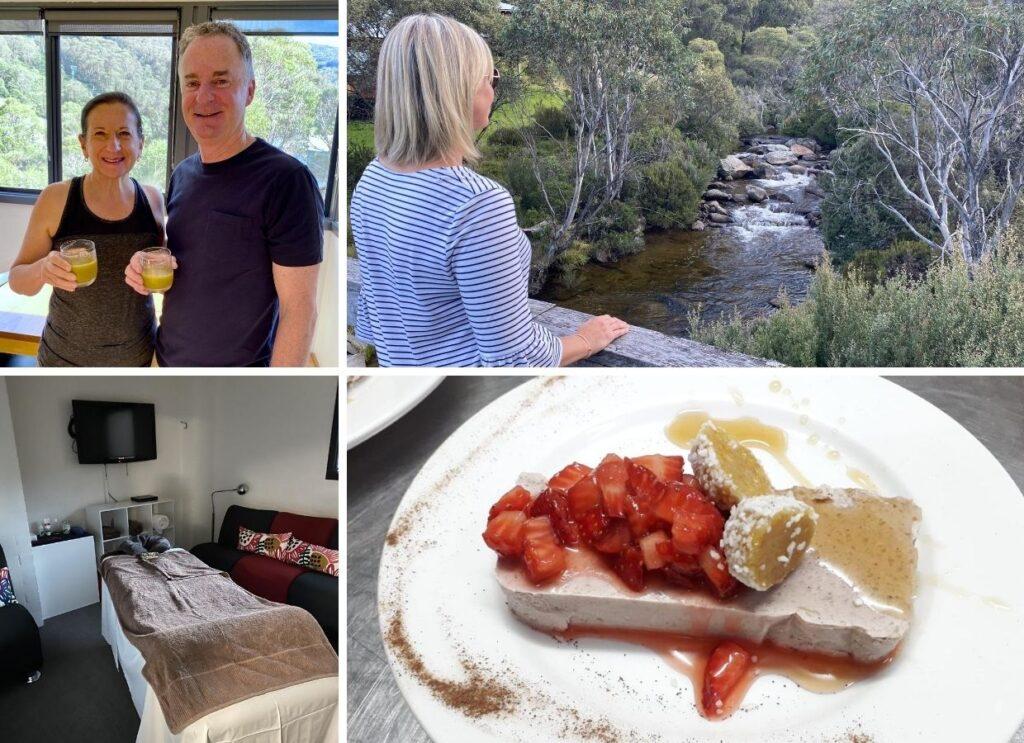 wellness weekend at Boali Lodge